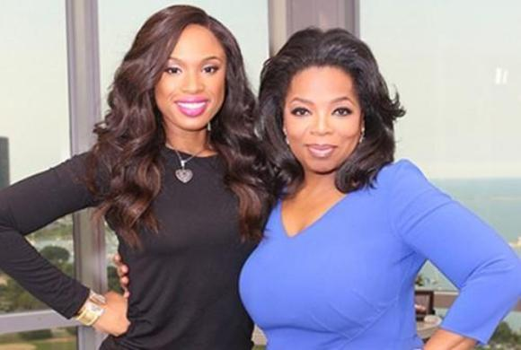 jennifer hudson and oprah winfrey