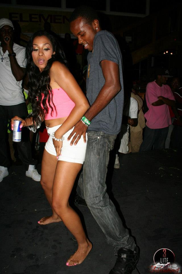 karlie redd bahamas club 2012