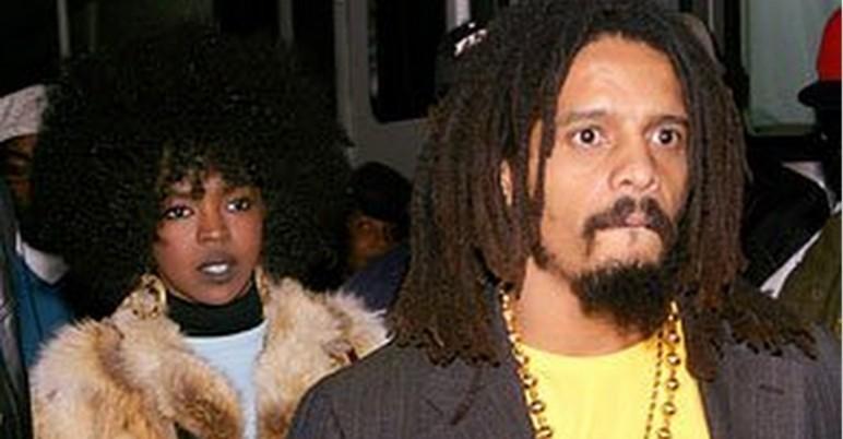 Lauryn Hill And Rohan Marley Split