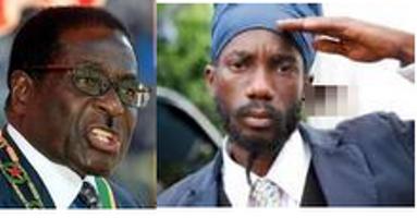 """Zimbabwe President Mugabe: """"Jamaicans Are Drunks, Weed Heads"""" Reggae Artists Reacts"""