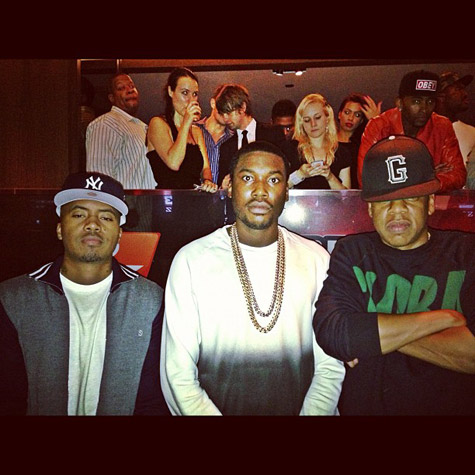 nas meek mill jay-z nba 2k13