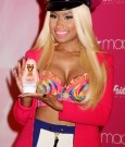nicki minaj perfume bottle pic