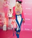 nicki minaj perfume pic launch