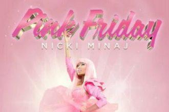 "Nicki Minaj Launched ""Pink Friday"" Fragrance Ad"