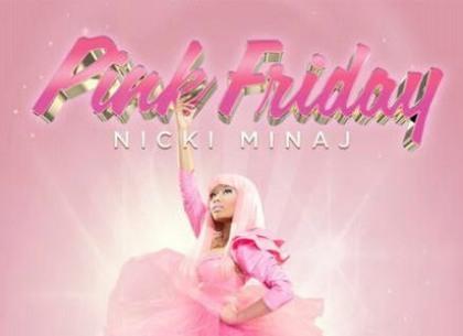 nicki minaj pink friday fragrance ad