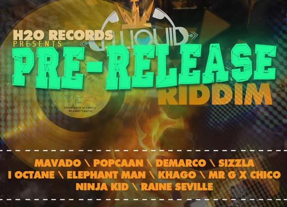 pre release riddim