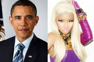 President Obama Responds To Nicki Minaj Endorsement Of Romney, Nicki Minaj Reacts [Audio]