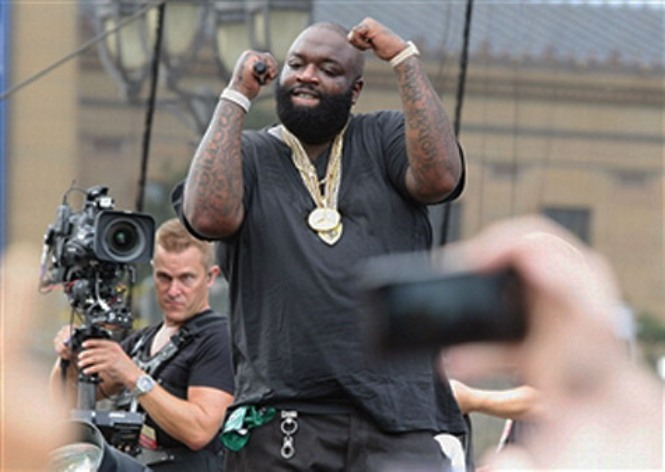 rick ross made in america fest