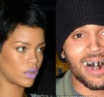 rihanna and chris brown grill