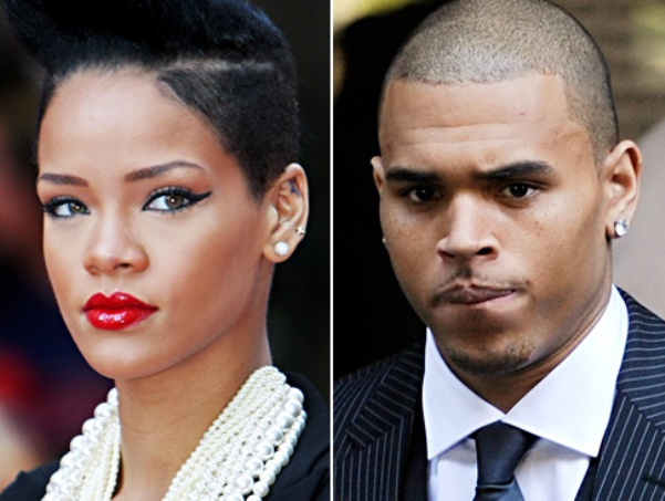 rihanna and chris brown pic 2