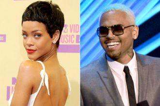 Rihanna Prays For Chris Brown After He Fails Probation Drug Test