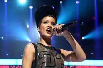 "Rihanna Says New Single ""Diamond"" Is Happy And Hippie [Video]"