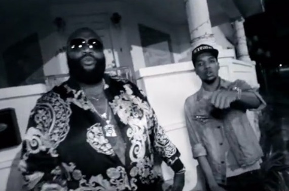 rockie fresh and rick ross