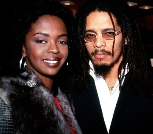 rohan marley and lauryn hill pic