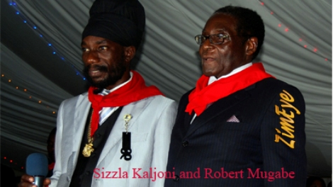 sizzla and mugabe