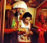snoop and son corde smoking weed