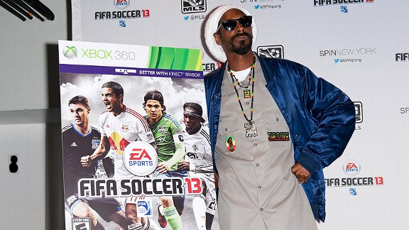 Snoop Lion And A$AP Rocky In FIFA 13 Commercial Plus Launch Party [Video]