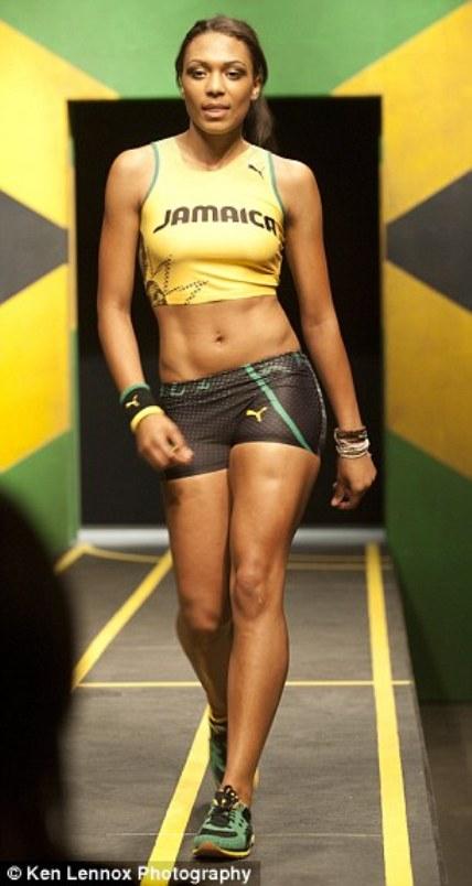 jamaican track team steroids