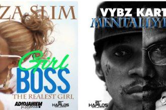 "Vybz Kartel Mentally Free EP, Gaza Slim The Realest Girl And ""Girl Boss"""