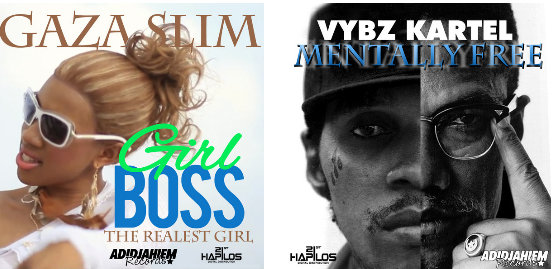 vybz kartel metally free gaza slim girl boss