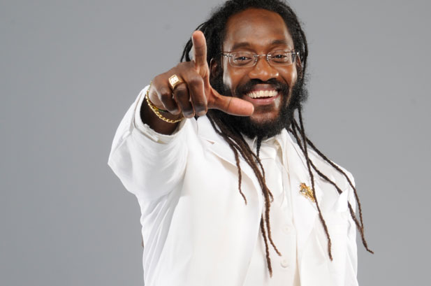 Reggae singer Tarrus Riley