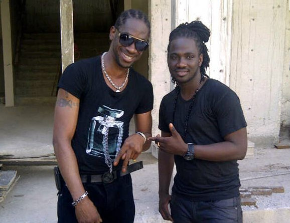 Bounty Killer and i octane