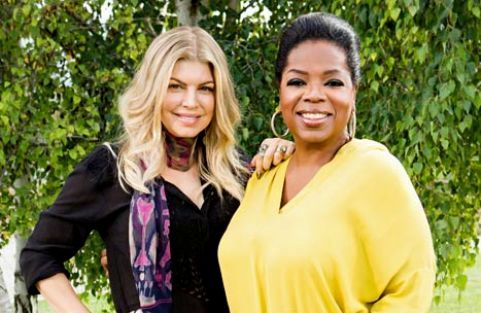 Fergie and oprah pic