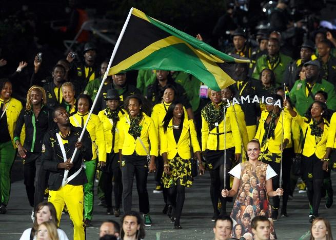 Jamaica olympic team