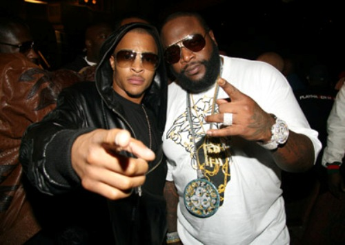 Rick ross and TI pic