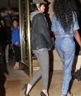 Rihanna and joyce hawkins 1