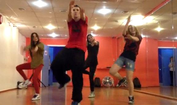 badmind dem a pree choreography