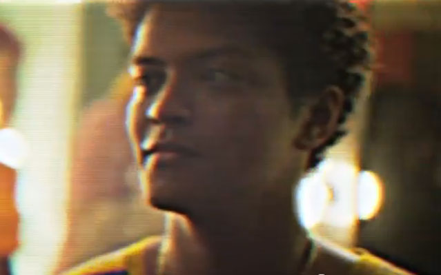 bruno mars locked out heaven video