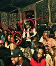 chris brown and rihanna club hook up