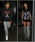 chris brown and rihanna hook up