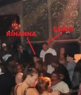 chris brown and rihanna partying together