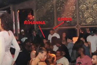 Rihanna And Chris Brown Club Hook Up Was Very Real… Photo Evidence Inside