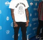 chris brown qubeey party 2012