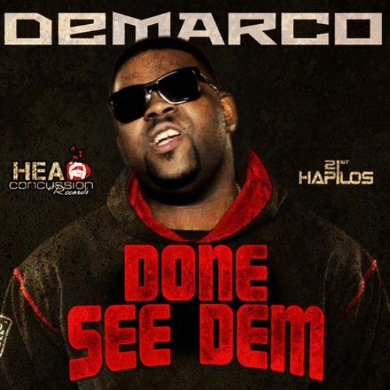 demarco done see dem art