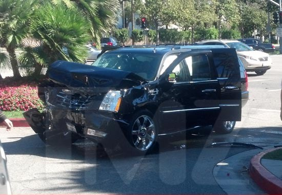 Diddy Injured In Severe Car Accident Photo Dancehall Hiphop