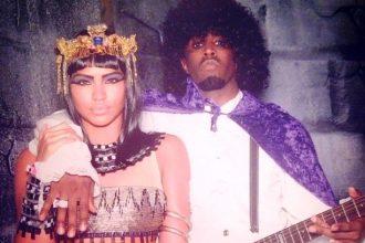 Celebrities In Their Halloween Costumes: Diddy, Cassie, Estelle, Kanye, Kim Kardashian, Big Boi & More
