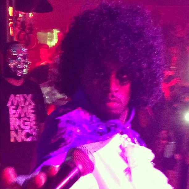 diddy prince halloween