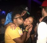 karruche tran and friends hit the club