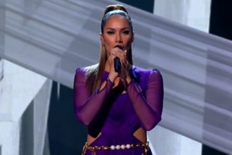 Leona Lewis And Ne-Yo Performed Live On U.K. X Factor [Video]