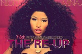 "Nicki Minaj ""Pink Friday: Roman Reloaded – The Re-Up"" Album Cover"