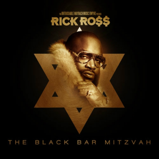 rick ross black bar mitzvah mixtape art cover