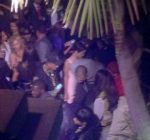 rihanna and chris brown party 2