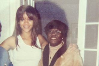 Rihanna Shares Some Fond Memories Of Her Late Gran Gran Dolly [Photo]