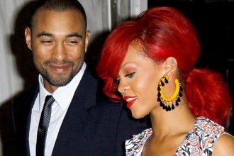 Rihanna Rekindles Friendship With Ex Matt Kemp, Keeping Chris On His Toes