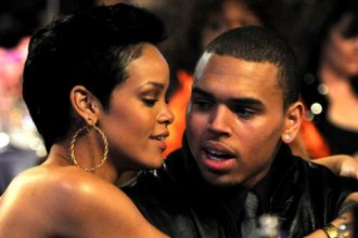 "Chris Brown To Rihanna ""You Better Not Give It Away"""