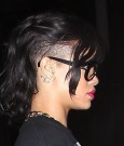 rihanna new shave hairstyle 102012